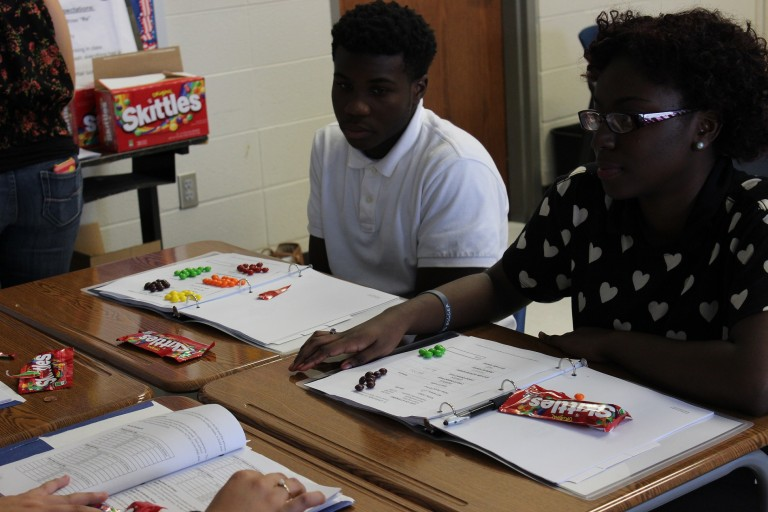 Paying for college with Skittles